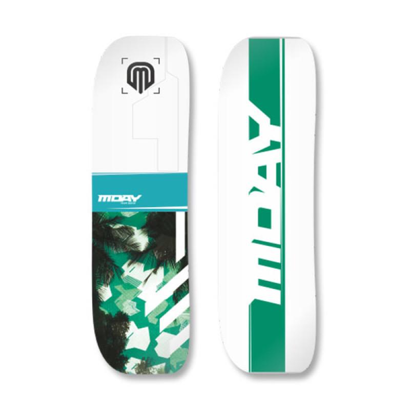 Кайтборд MDAY Tram 2018 Green(160x46)