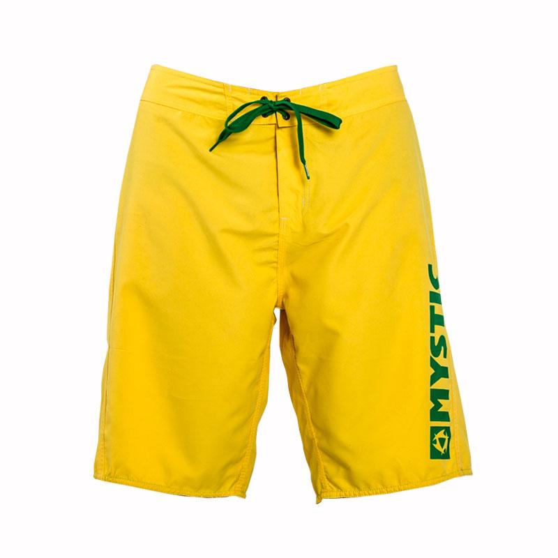 Шорты мужские Mystic Brand Yellow (L/32)