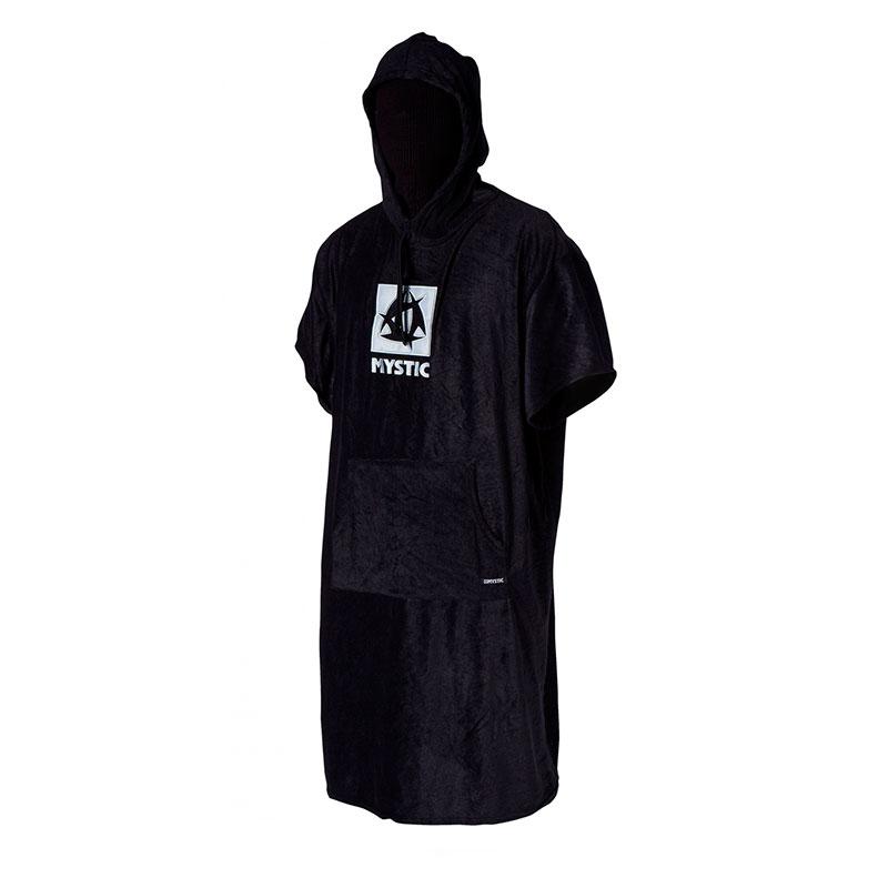 Пончо Mystic Regular Black (один размер)