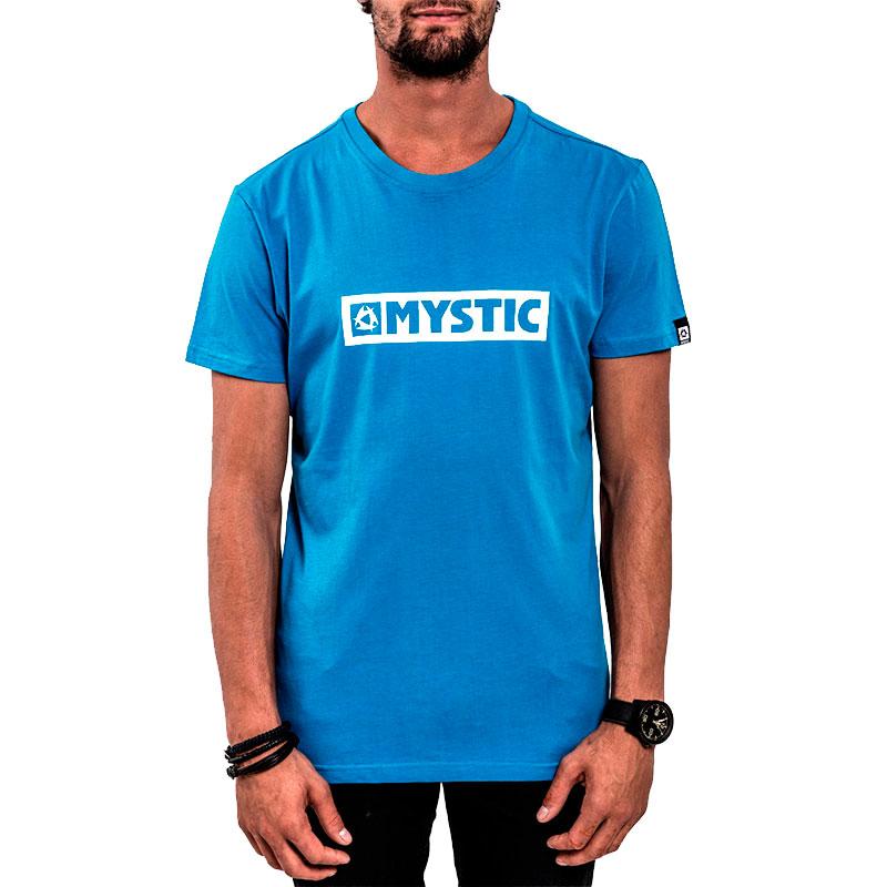 Футболка мужская Mystic Brand Blue (L)