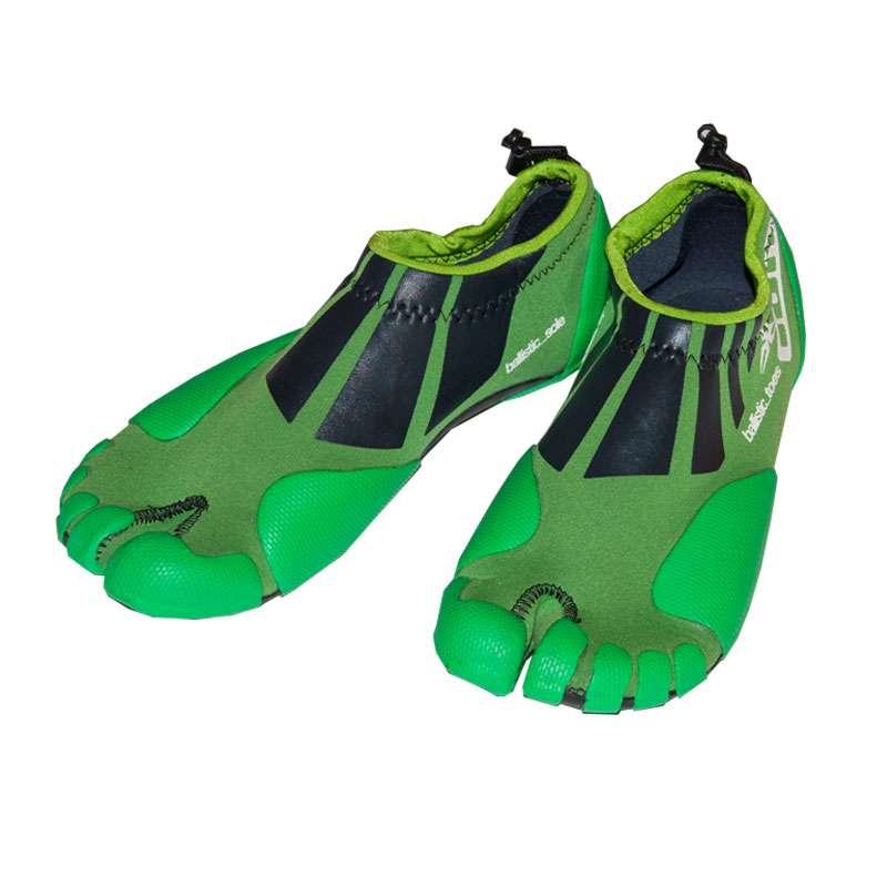 Гидротапки ION Ballistic Green 2мм (43/44)